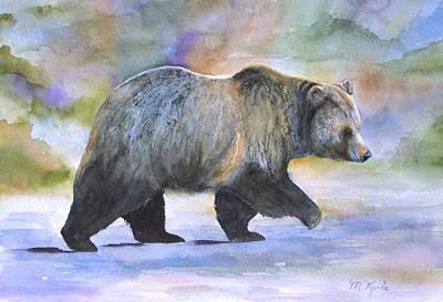 Painting - Miss November by Marsha Karle