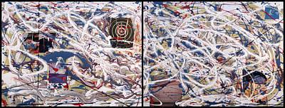 Missed Connection 5 Art Print by Jason Altobelli