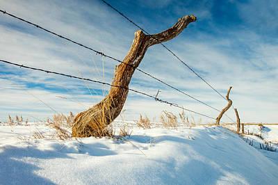 Ditch Photograph - Misshapen by Todd Klassy