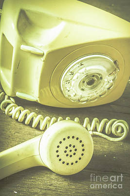 Telephone Photograph - Missing Without A Trace by Jorgo Photography - Wall Art Gallery