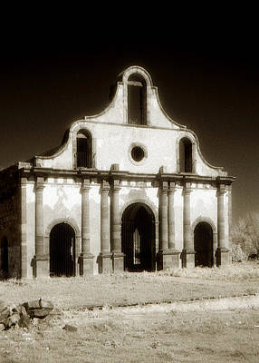 Photograph - Mission Abandoned by Marilyn Hunt