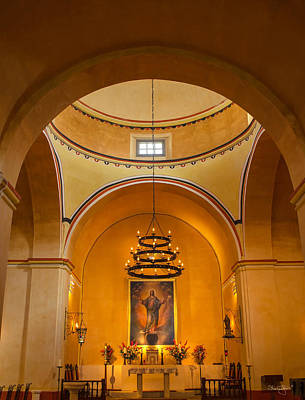 Photograph - Mission Concepcion Chapel by Shanna Hyatt