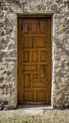 Not Your Everyday Rainbow - Mission Concepcion Door #6 by Stephen Stookey