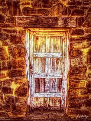 Mission Door Original