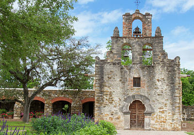Photograph - Mission Espada by David Cutts