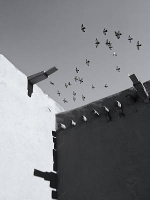 Photograph - Mission Flight 1 by Nicholas Blackwell