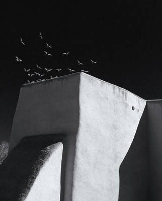Fort Stark Photograph - Mission Flight 3 by Nicholas Blackwell