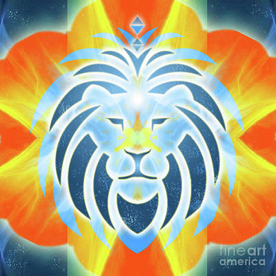 Digital Art - Mission Piece 2b Lions Gate by Ginny Gaura