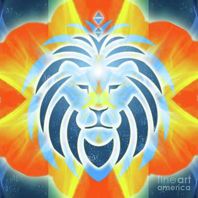 Digital Art - Mission Piece 2b Lions Gate by Ginny Gaura