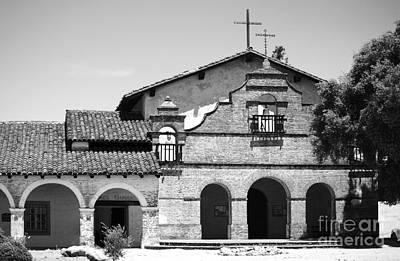 Mission San Antonio De Padua No1 Art Print by Mic DBernardo