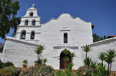 Photograph - Mission San Diego De Alcala by Kyle Hanson
