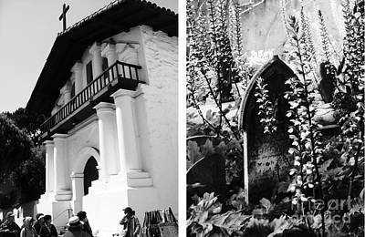 Mission San Francisco De Asis Aka Mission Dolores No1 Art Print by Mic DBernardo