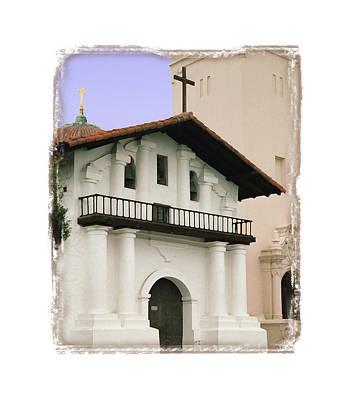 Dolores Digital Art - Mission San Francisco De Asis - I by Ken Evans