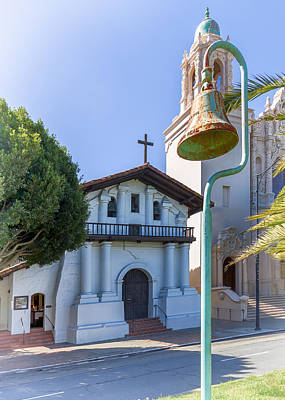 Photograph - Mission San Francisco De Asis by Susan Rissi Tregoning