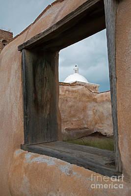 Photograph - Mission San Jose De Tumacacori by Jim West
