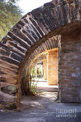 Photograph - Mission San Jose by Jeanette French