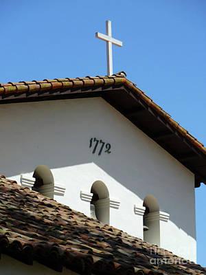 Photograph - Mission San Luis Obispo De Tolosa by Methune Hively