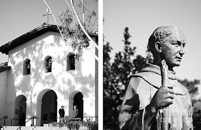 Mission San Luis Obispo No1 Art Print by Mic DBernardo