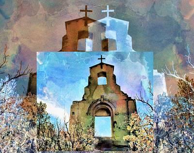 Digital Art - Mission Statement by Barbara Chichester