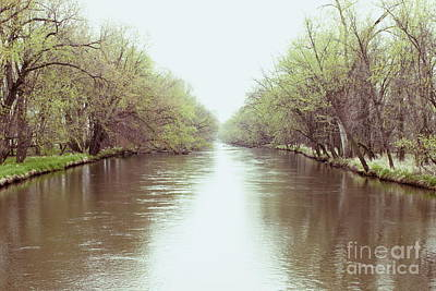 Photograph - Mississippi North Backwater by Heather Giebel