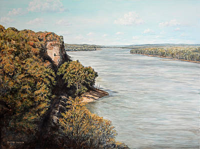 Mississippi River Memories Original