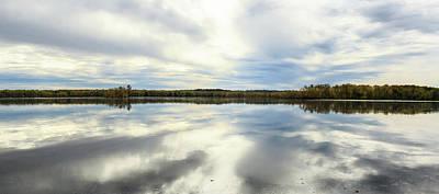 Photograph - Mississippi River Panorama by Joni Eskridge