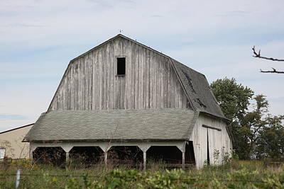 Photograph - Missouri Barn by Anthony Cornett