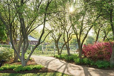 Photograph - Missouri Botanical Garden by Scott Rackers