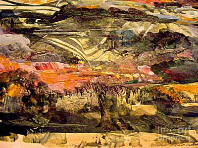 Painting - Missouri Fields by Nancy Kane Chapman