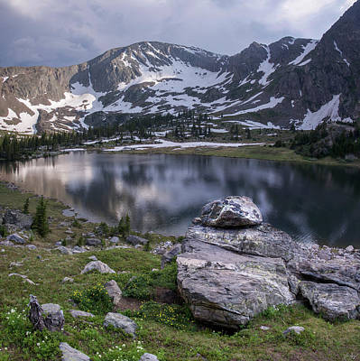 Photograph - Missouri Lakes 2 by Aaron Spong