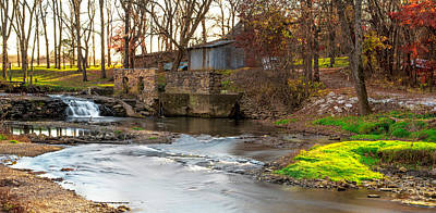 Mill Photograph - Missouri Mill by Kevin Whitworth