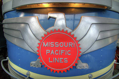Photograph - Missouri Pacific by Steve Stuller