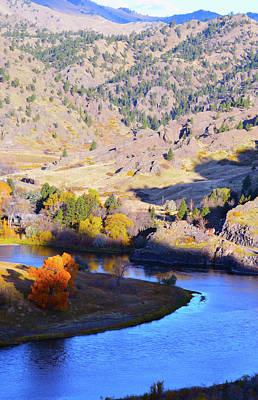Photograph - Missouri River by Brian O'Kelly