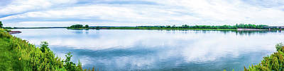 Photograph - Missouri River South Dakota by Pamela Williams
