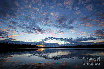 Photograph - Missouri Sunset 1 by Dennis Hedberg