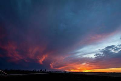 Photograph - Missouri Sunset by Matthew Chapman