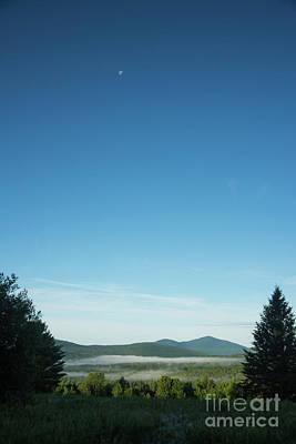 Photograph - Mist And Moon by Alana Ranney