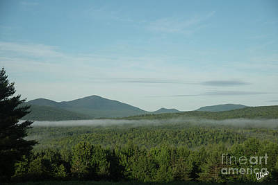 Photograph - Mist Forming by Alana Ranney