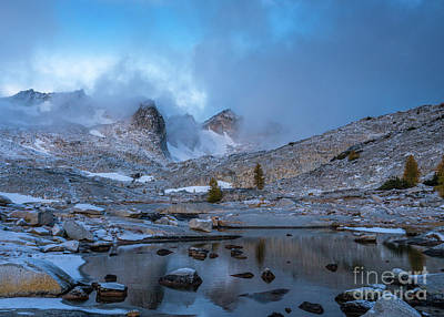 Photograph - Mist Of The Enchantments by Mike Reid