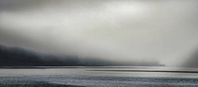 Photograph - Mist On The Bay by Don Schwartz