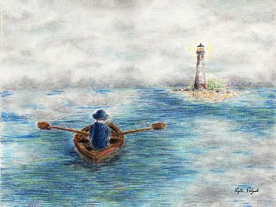 Pastel - Mist Opportunity by Lyle Polyak