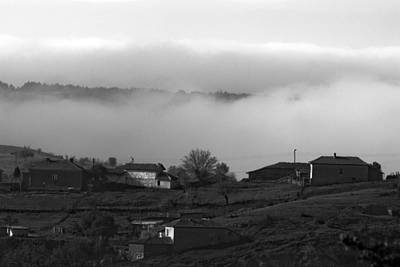 Photograph - Mist Over The Hills by Cliff Norton