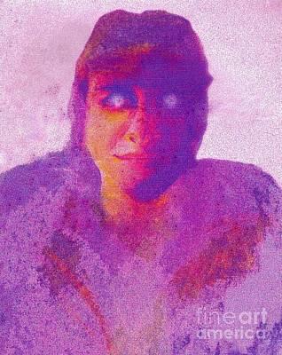 Digital Art - Mister Unpredictable by Vicki Lynn Sodora