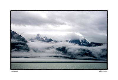 Photograph - Mists Of Alaska by R Thomas Berner