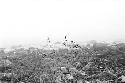 Photograph - Misty Beach by Somerled Karlsson