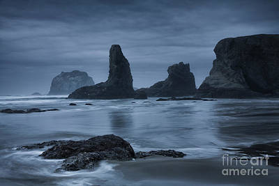 Photograph - Misty Coast by Timothy Johnson
