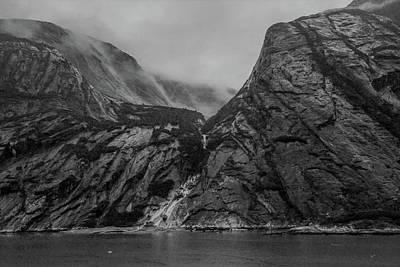 Photograph - Misty Fjord by Jason Brooks
