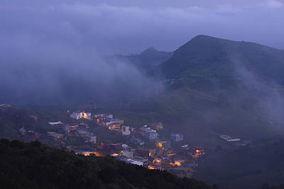 Photograph - Misty Village by Marek Stepan