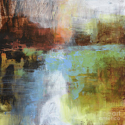 Painting - Misty Moment by Melody Cleary