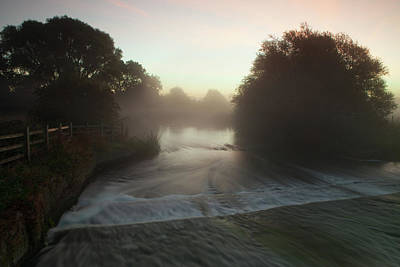 Photograph - Misty Morning by Nick Atkin